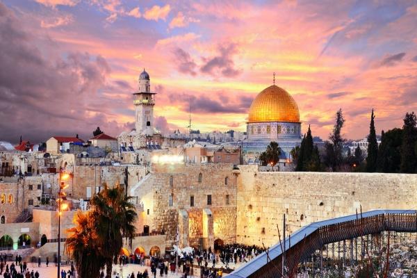 ISRAELE: ALLA SCOPERTA DELLA TERRA SANTA